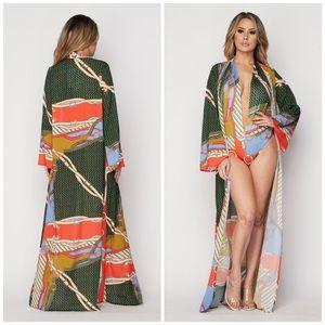 Women's Tropical One Piece Bathing Suit Swimsuit